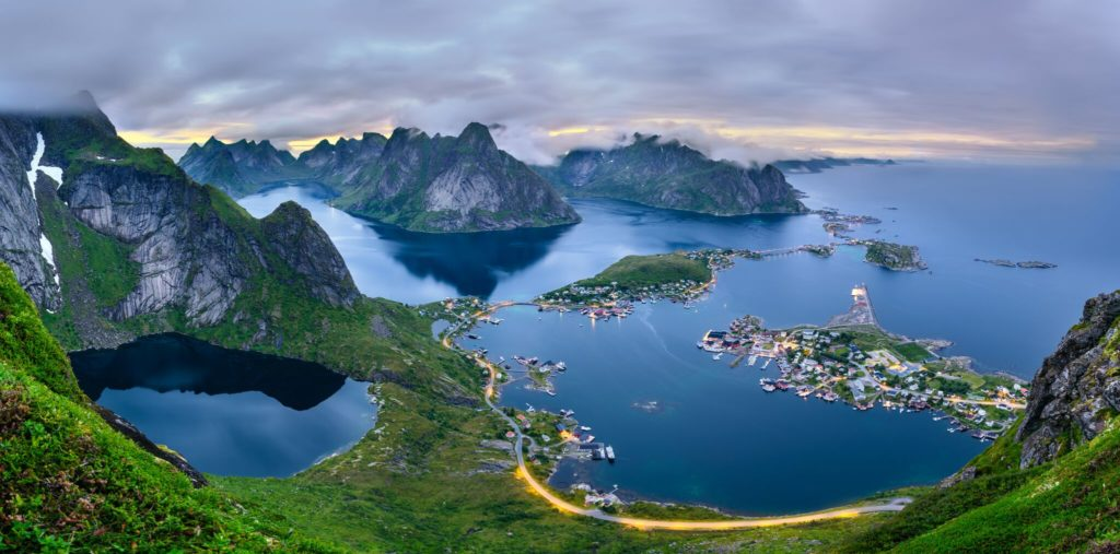 The best time to visit Lofoten Islands